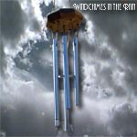Wind chimes in the Rain